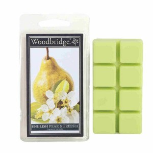 Woodbridge English Pear & Freesia wosk zapachowy Kostka
