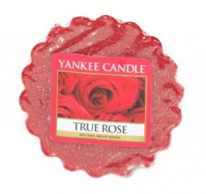 Yankee Candle TRUE ROSE  wosk