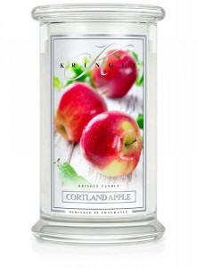 Kringle Candle CORTLAND APPLE  duża świeca