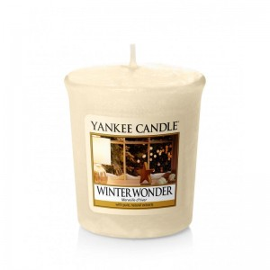 Yankee Candle WINTER WONDER świeca votive sampler