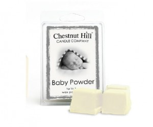 Wosk zapachowy CHESTNUT HILL CANDLE   Baby Powder