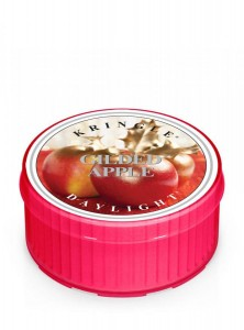 Kringle Candle GILDED APPLE daylight świeca zapachowa
