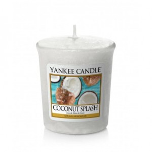 Yankee Candle COCONUT SPLASH  świeca sampler
