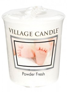 Village Candle POWDER FRESH świeca votive