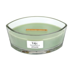 Woodwick White Willow Moss Świeca Hearthwick Elipsa
