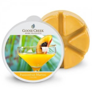 Goose Creek PASSION FRUIT MARTINI wosk zapachowy