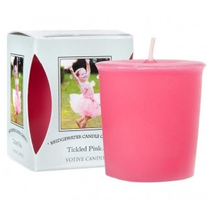 Bridgewater TICKLED PINK świeca votive