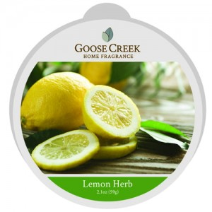 Goose Creek LEMON HERB wosk