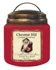 Chestnut Hill Candle TRADITIONAL CHRISTMAS świeca zapachowa