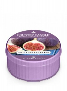 Country Candle MEDITERRANEAN FIG daylight świeca