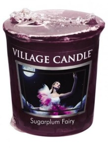 Village Candle Sugarplum Fairy votive świeca