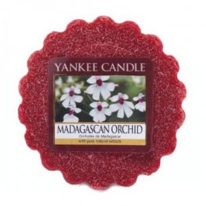 Yankee Candle Madagascan Orchid wosk