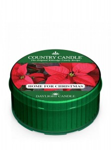 Country Candle HOME FOR CHRISTMAS