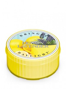 Kringle Candle LEMON LAVENDER daylight