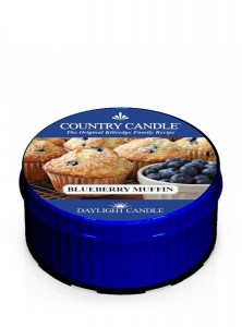 Country Candle Blueberry Muffin świeca daylight