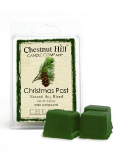 Wosk zapachowy CHESTNUT HILL CANDLE  Christmas Past