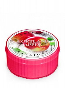 Kringle Candle CORTLAND APPLE daylight świeca zapachowa