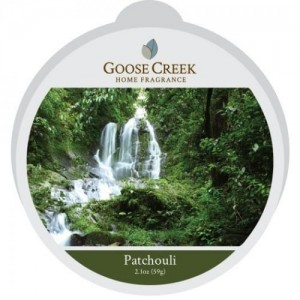 Goose Creek PATCHOULI LEAVES  wosk