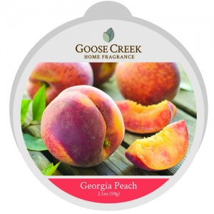 Goose creek GEORGIA PEACH  wosk