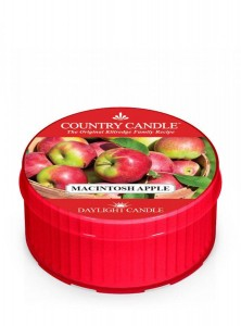 Country Candle MACINTOSH APPLE