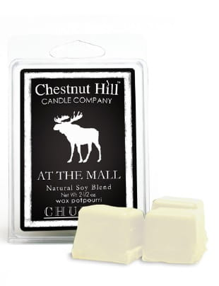 At the mall Chestnut Hill Candle wosk zapachowy