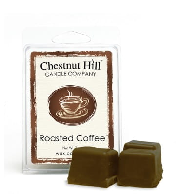 Chestnut Hill Candle Roasted Coffee wosk