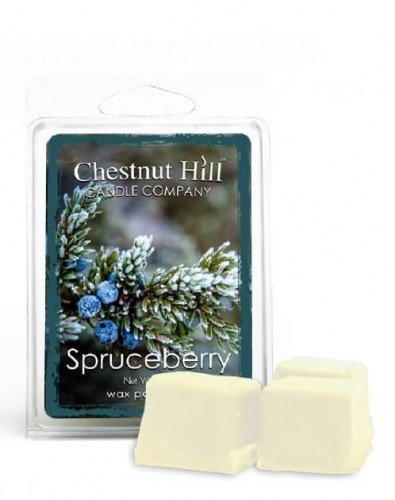 Chestnut Hill Candle SPRUCEBERRY wosk zapachowy