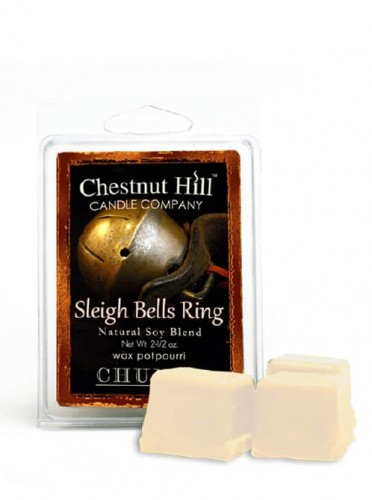 Chestnut Hill Candle SLEIGH BELLS RING wosk zapachowy