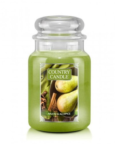 Country Candle Anjou & Allspice