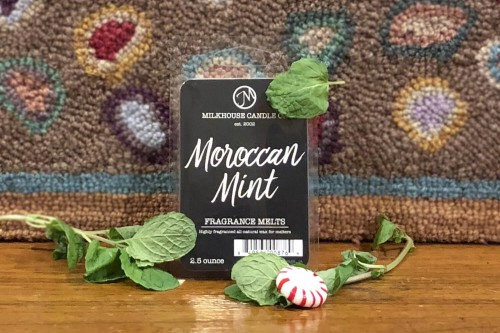 Milkhouse Candle Moroccan Mint wosk zapachowy