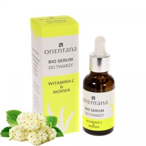 Orientana Bio Serum Witamina C & Morwa 30 ml