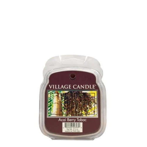 Village Candle Acai Berry Tobac wosk zapachowy