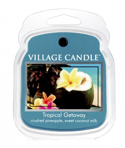 Village Candle Tropical Getaway wosk zapachowy