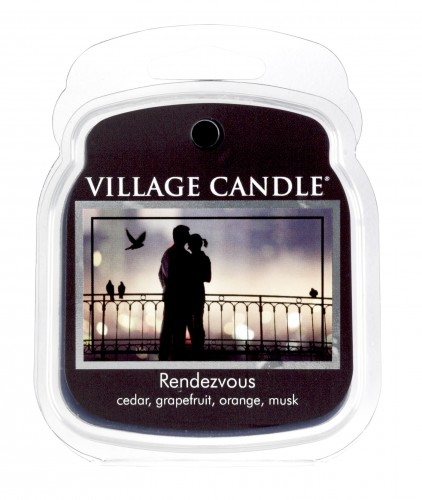 Village Candle Rendezvous wosk zapachowy