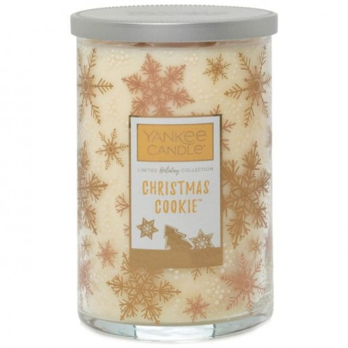 Yankee Candle Christmas Cookie Pilar Duży 623g Limited Edition