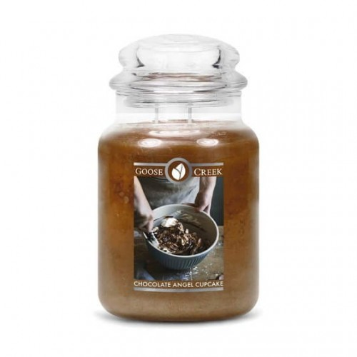 Goose Creek Candle Chocolate Angel Cupcake świeca zapachowa