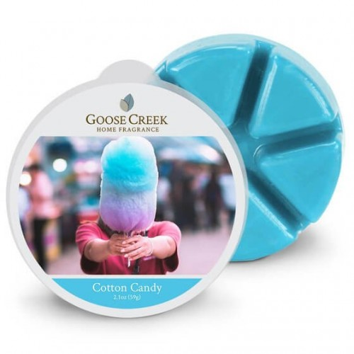 Goose Creek Candle Cotton Candy wosk zapachowy