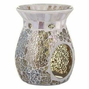 Yankee Candle Kominek zapachowy Gold and Pearl Crackle