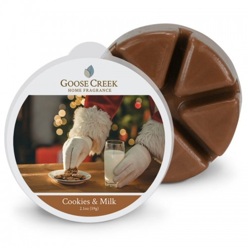 goose creek cookies & milk wosk