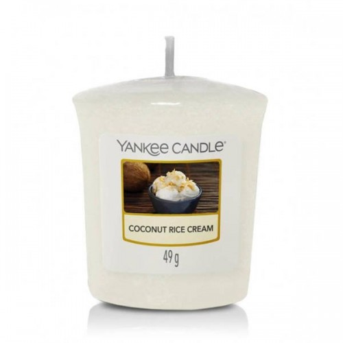 Yankee Candle Coconut Rice Cream Świeca Sampler Votive