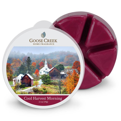 Cool Harvest Morning Goose Creek Candle