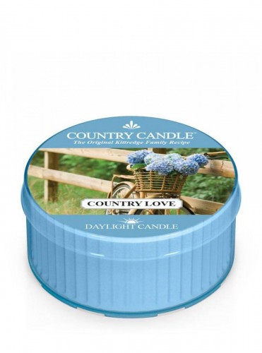 Country Candle Country Love świeca daylight