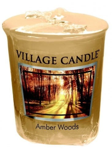 Village Candle AMBER WOODS świeca votive