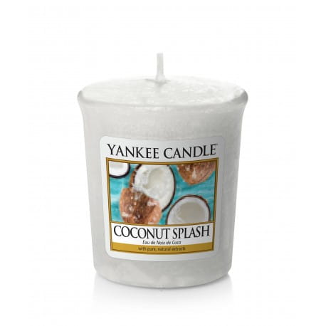 Yankee Candle Coconut Splash sampler