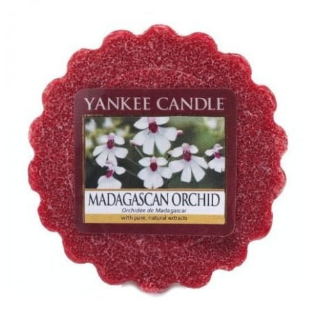 Madagascan Orchid Yankee Candle wosk